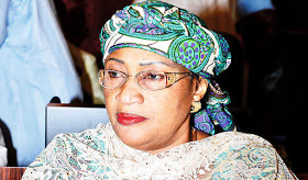 Minister Of Women Affairs Aisha Alhassan