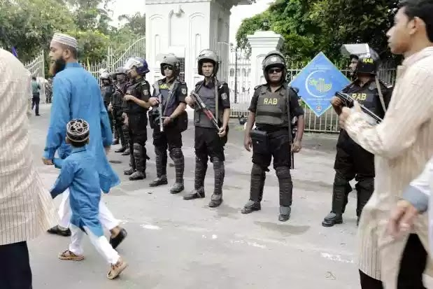 3 Dead, 14 Injured As Gunmen Opens Fire On Bangladesh Eid Prayer Gathering