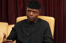 Bombings Of Pipeline In Niger Delta Has Greatly Affected Nigeria's Earnings -Osinbajo