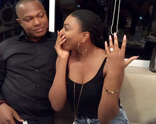 Photo: TV Host Stephanie Coker Engaged