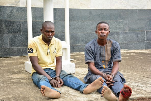 Lagos To Arraign Iba Monarch Abductors This Morning
