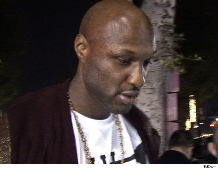 Lamar Odom Removed From Flight Twice After Vomiting Shamelessly