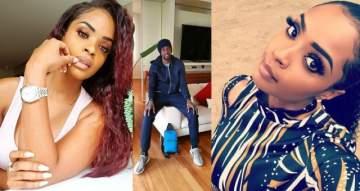 Emmanuel Adebayor And Dillish Matthews Confirms Dating Rumours
