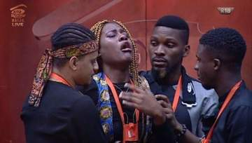 #BBNaija2018: My Biggest Regret Was Crying When Leo Was Evicted - Alex