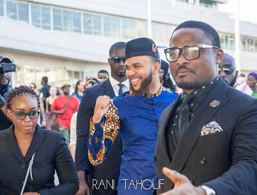 Jidenna Arrives Nigeria Ahead Of West Africa Tour