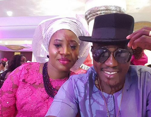 Sound Sultan & Wife Celebrate 7 Years Wedding Anniversary