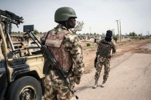 Wife Of Boko Haram Doctor Surrenders To Nigerian Soldiers