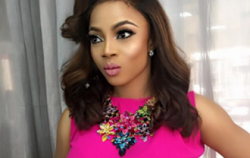 Toke Makinwa Speaks On How She Has Been Able To Concerntrate Despite Distractions