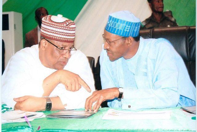 Buhari And Babangida