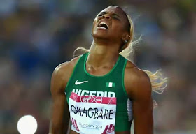 Okagbare Crashes Out Of Rio Olympics 200m Final