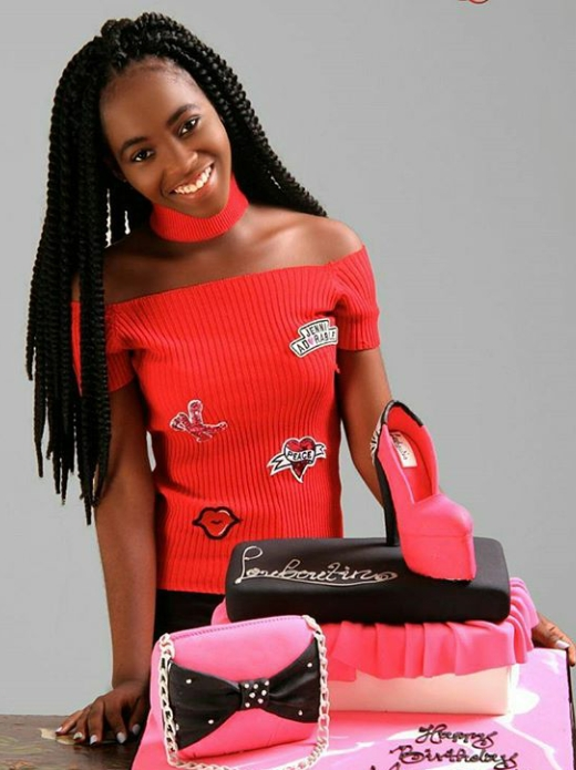 Mercy Aigbe Celebrates Daughter As She Turns 15!