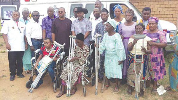 Johnbosco Crippled Man