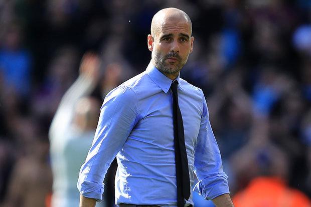 Manchester City Boss Pep Guardiola 619100