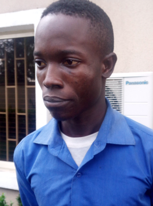 Pictured! Teacher Succumbs 12-Year Old Student To Blow Job
