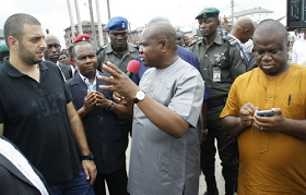 Gov. Wike Takes On APC Senator, Says You Embezzled N4bn Meant For Rivers Road