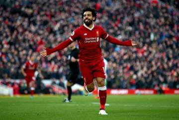 Liverpool star Mohamed Salah beats Kevin De Bruyne to PFA Player of the Year