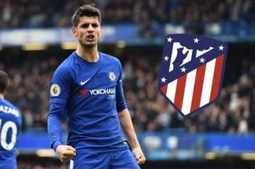 Atletico Madrid keen on signing Alvaro Morata