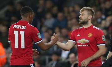 Man United Anthony Martial and Luke Shaw among names to be part of Old Trafford summer clear-out