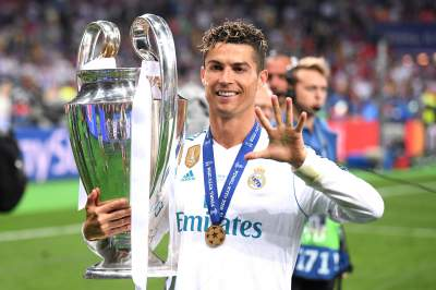 Cristiano Ronaldo joining Juventus in stunning transfer as Real Madrid confirm / accept €100m offer
