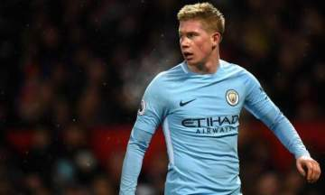 Man City news: Kevin De Bruyne will NOT require surgery on knee injury, could be back in two months
