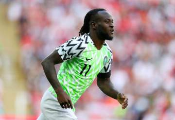Victor Moses retires from international football with Nigeria at age 27 to focus on Chelsea career
