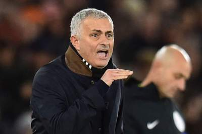 Jose Mourinho: Manchester United sack manager after two-and-a-half years in charge