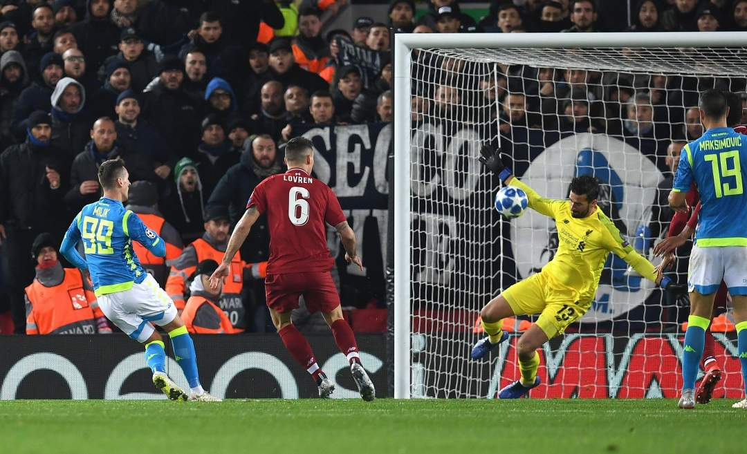 Liverpool boss Jurgen Klopp hails Alisson: 'If I knew he was this good, I would have paid double'