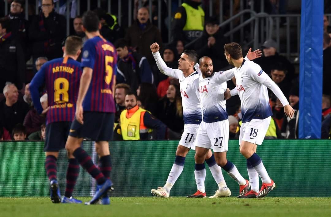 Tottenham boss Mauricio Pochettino can't wait for Champions League nights at new stadium after sealing last 16 spot