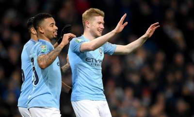 Lucky Staker wins £8k (N3.7Million) with amazing bet on Man City thrashing Burton Albion 9-0 in Carabao Cup