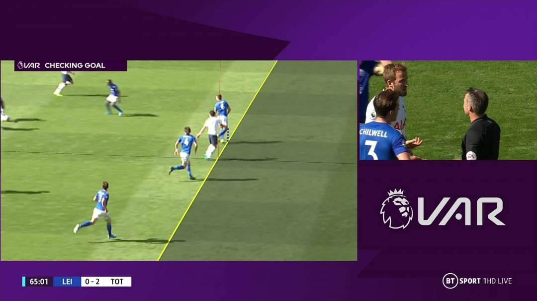 English F.A. aim to eradicate marginal VAR offside decisions after widespread criticism of controversial technology