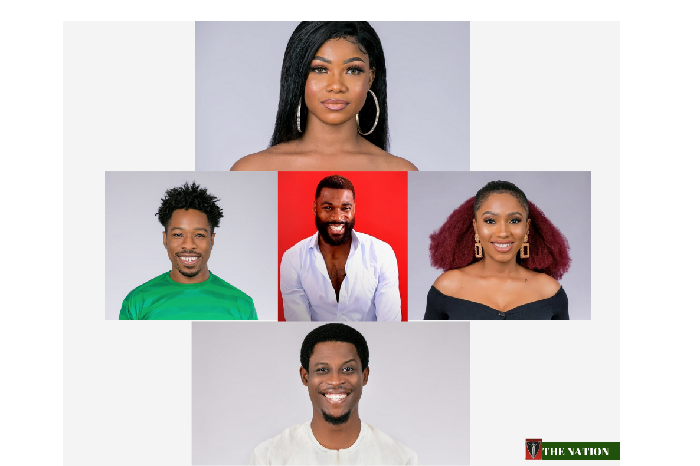 BBNaija : Meet The Top 10 Big Brother Naija 'Pepper Dem' Housemates