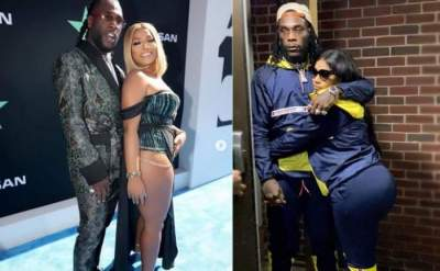 'Just some good d**k would do for my birthday' - Stefflon Don speaks on what she wants from Burna Boy