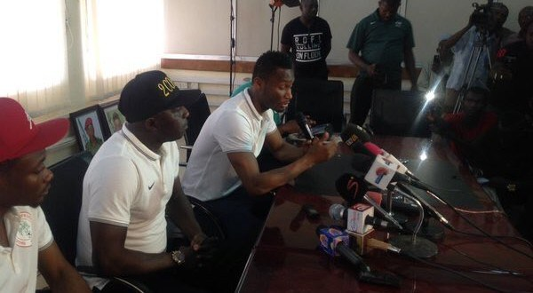 Mikel Obi New Captain NigeriaMotion