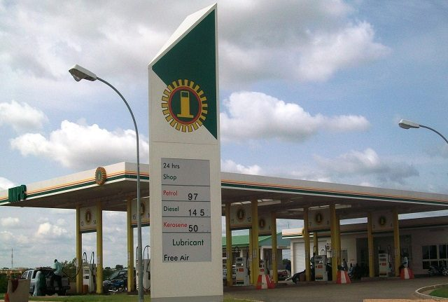 Diesel Retail Prices Fall To As Low As N155/Litre Following NNPC Intervention