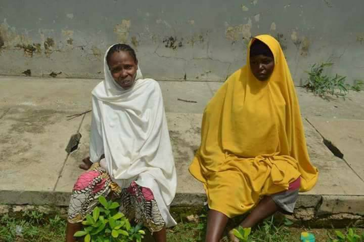 Two %E2%80%9Cheavily Pregnant%E2%80%9D Women Were Also Arrested. They Are Aisha Yau 25 And Ladidi Yunusa 27 Both Of Kwarna Hudu Quarters In Nassarawa Local Government Area Of Kano.