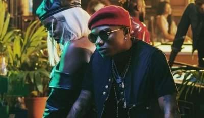 Gbedu Dey Come! Wizkid Announces New Music With Tiwa Savage