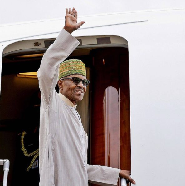 President Buhari Heading To New York