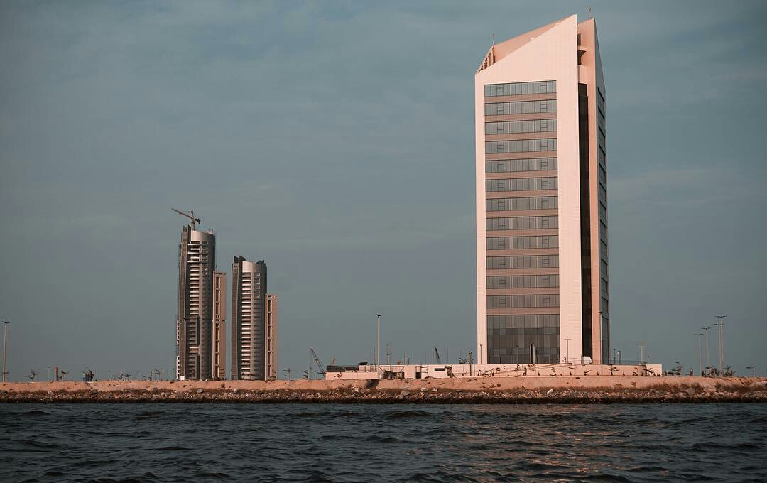 Beautiful Pictures Of The Eko Atlantic City Taking Shape