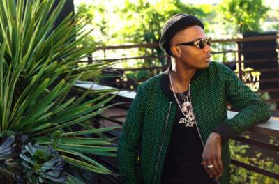 Take A Look At The Beautiful Collage Of All Awards Received By Wizkid This Year (2017)