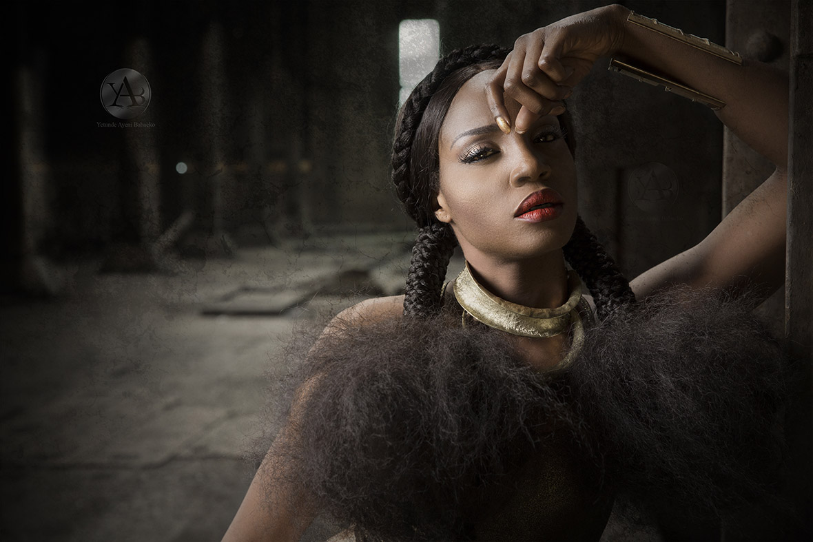 Seyi Shay Serves Smouldering Looks In This Editorial By Yetunde Ayeni Babaeko 41