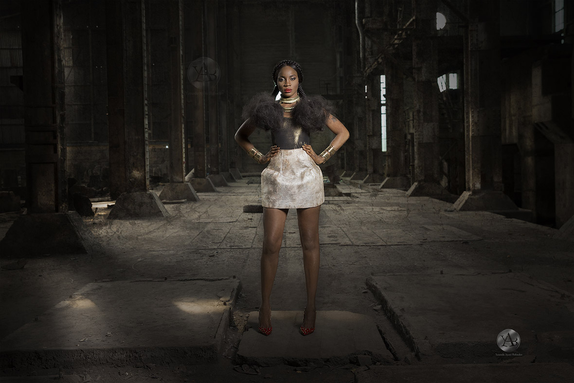 Seyi Shay Serves Smouldering Looks In This Editorial By Yetunde Ayeni Babaeko 5