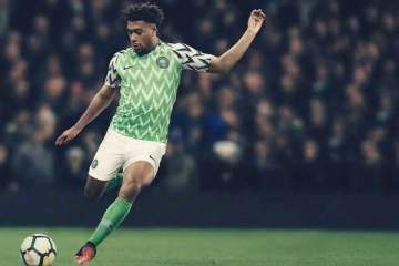 Russia 2018: NIKE Says Order For Super Eagles Jersey Hits Three Million