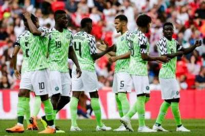 FIFA World Ranking: Nigeria now 48th, 4th in Africa