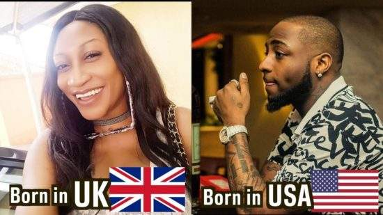 10 Nigerian Celebrities Who Were Born Abroad