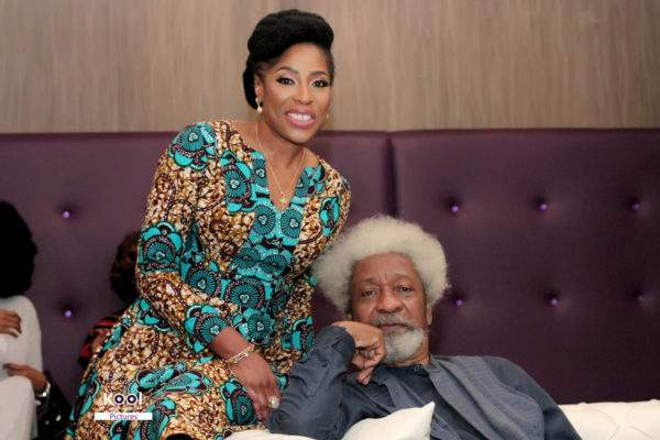 The Wedding Party Private Screenng For Wole Soyinka And Abimbola Fashola 3  1