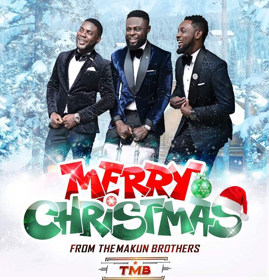 Makun Brothers Christmas Card