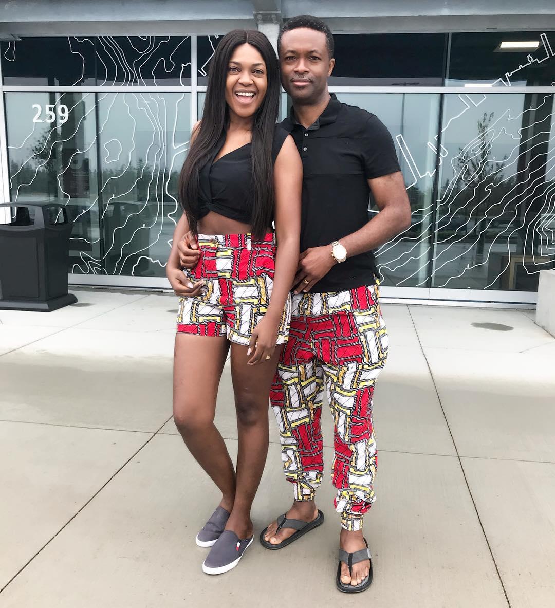 Who's the Better Dancer between Omoni Oboli & Husband Nnamdi? ?