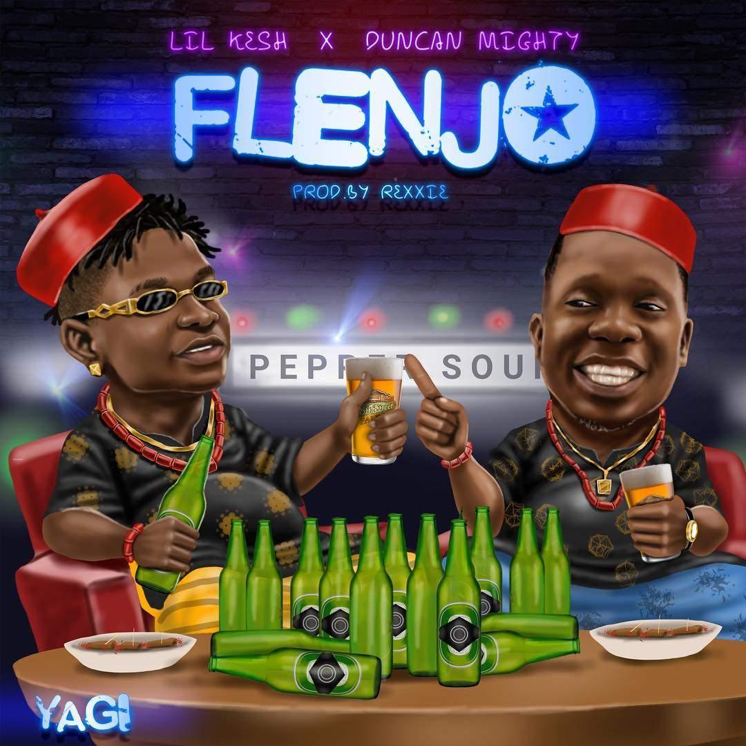 Lil Kesh Flenjo