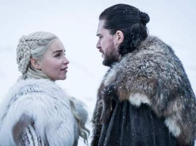 """Check Out Official Photos From """"Game of Thrones"""" Season 8"""