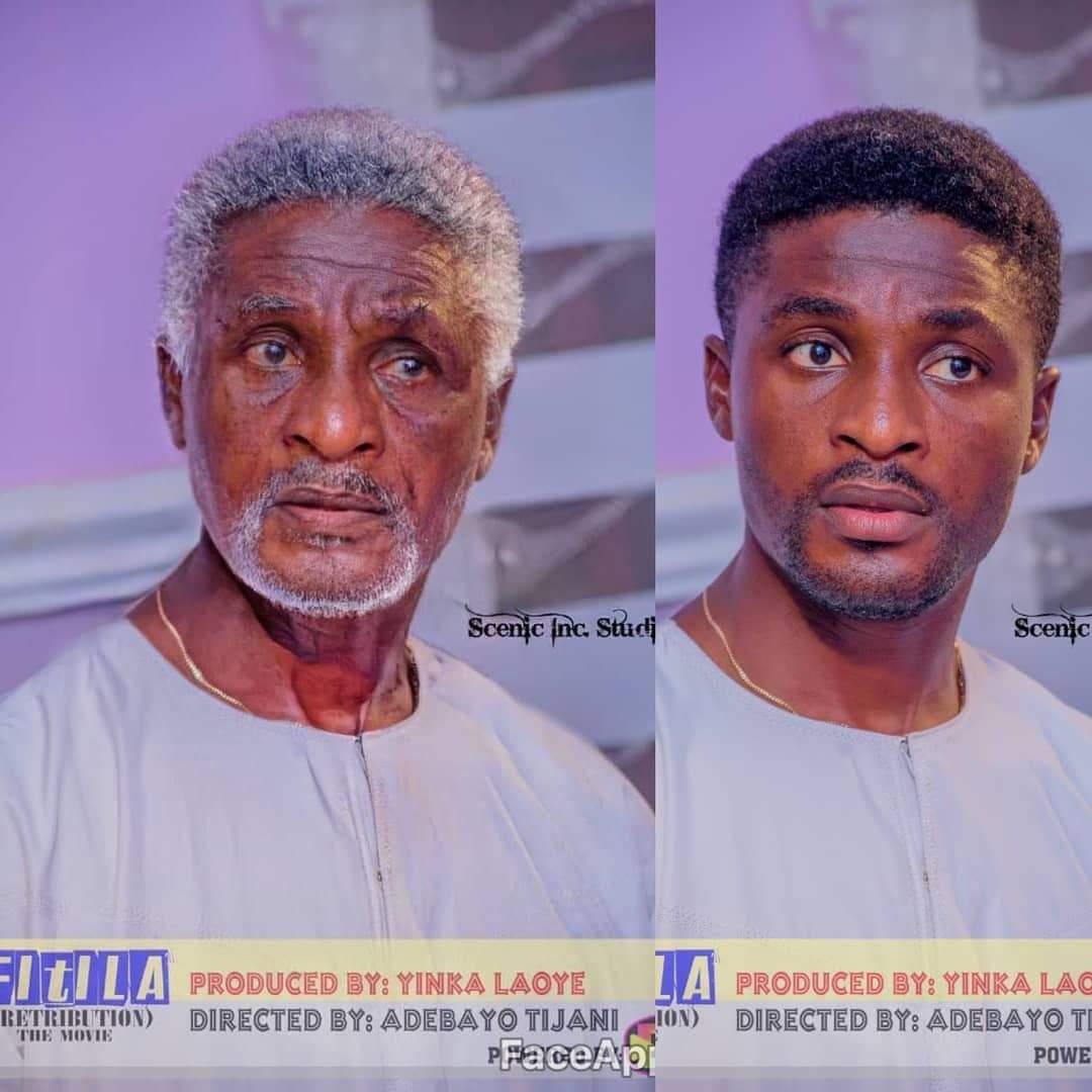 FaceApp Nigerian Celebs BellaNaija 1